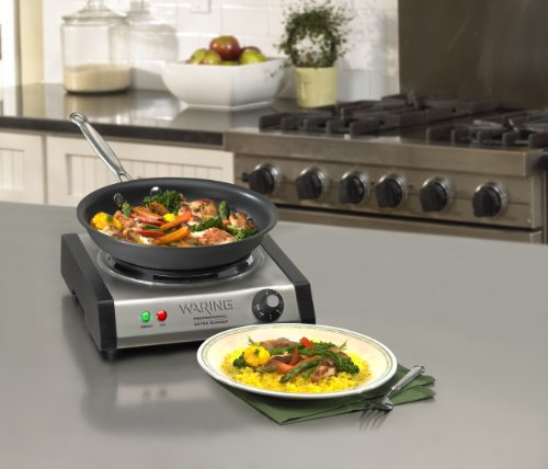 waring pro countertop single burner sb30 Waring sb30 1300-watt portable single burner waring sb30 countertop single burner the waring pro countertop burner always comes in handy when youâ.