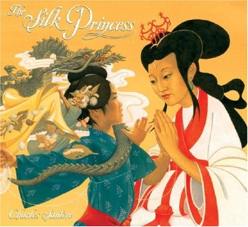 The Silk Princess (Picture Book)