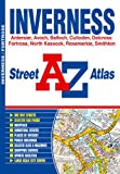 img - for Inverness Street Atlas (A-Z Street Atlas) book / textbook / text book