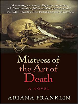 book cover of The Mistress of the Art of Death