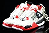 Best Fat Garage Basketball Shoes - Air jordan IV 4 Retro Laser Fire Red Review
