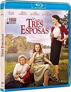 Carta a tres esposas - BD [Blu-ray]