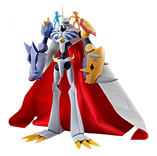 Bandai Tamashii Nations S.H. Figurants Omegamon Action Figure