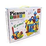 PicassoTiles PTB120 120pcs Bristle Shape 3D