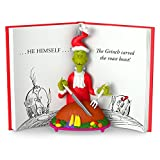 Hallmark 2016 Dr. Seuss The Grinch Christmas Ornament