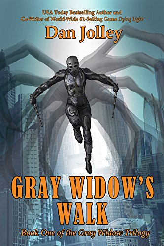 Gray Widow's Walk (Gray Widow Trilogy Book