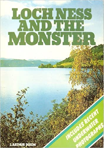 Loch Ness And The Monster Nicholas Witchell 9780900336362 Amazon Com Books