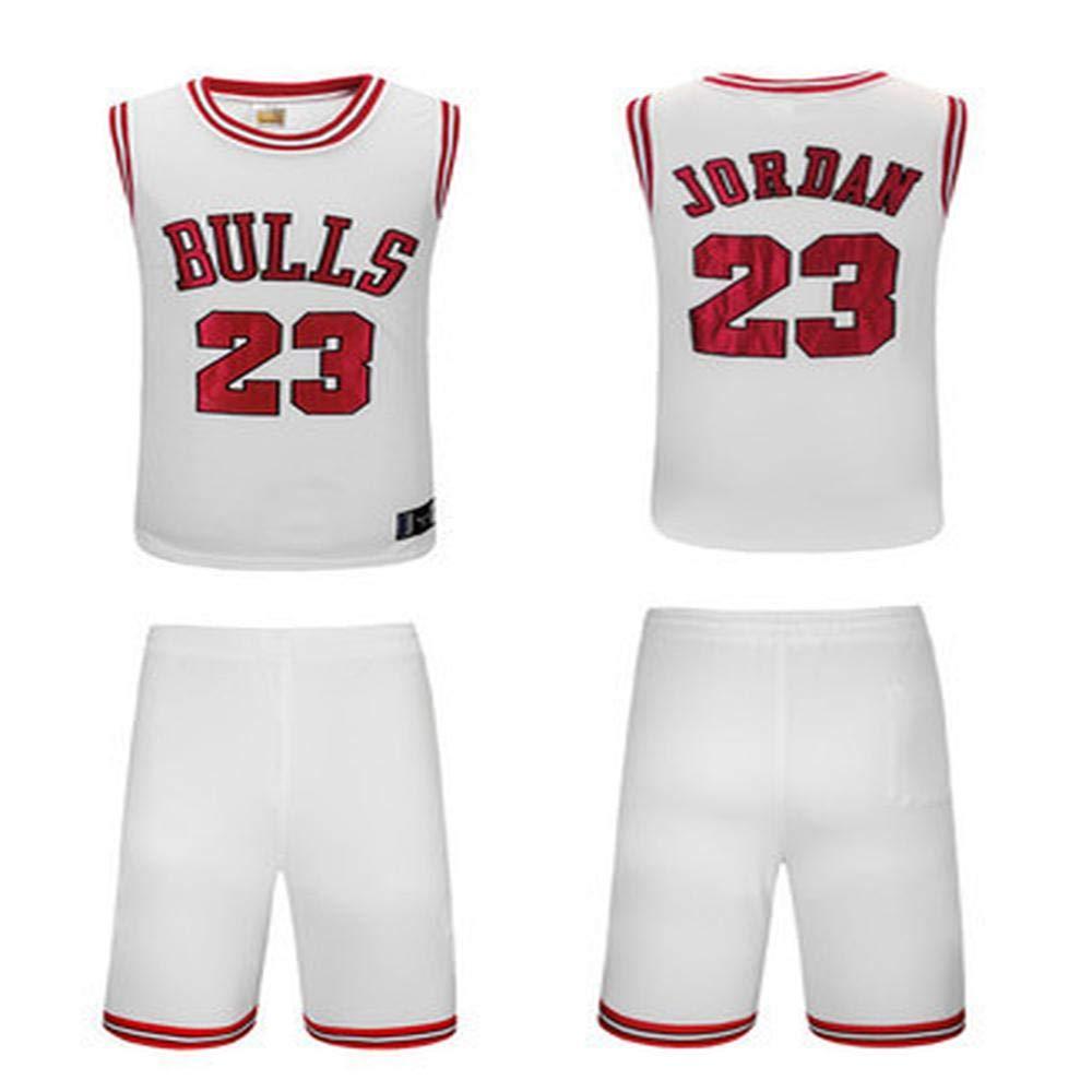 T-Shirt, Bulls Basketball Uniform Jordan Fans Jersey 23 Sweatshirt ...