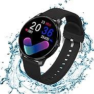 Relógio Smartwatch XFTOPSE para Masculino e Feminino, Smart Watch Inteligente com Oxigenação Pressão Arterial,