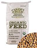 Coyote Creek Certified Organic Feed - Laying Hen Pellet - 20lbs