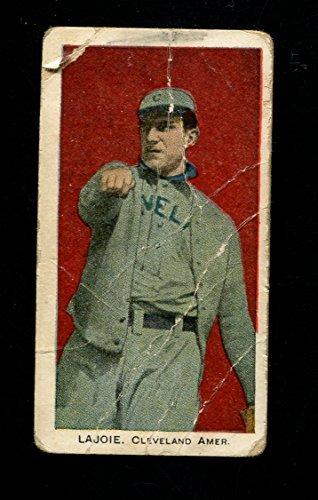 Nap Lajoie 1910 E93 Standard Caramel Hof Baseball Card Napoléon
