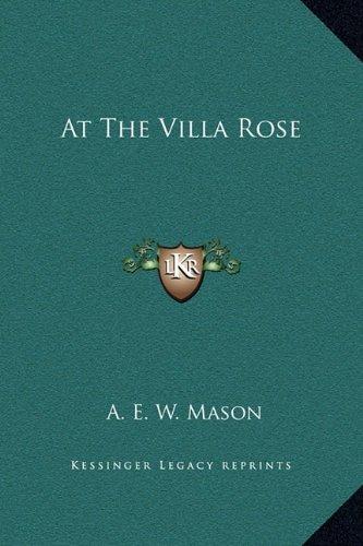 At The Villa Rose pdf