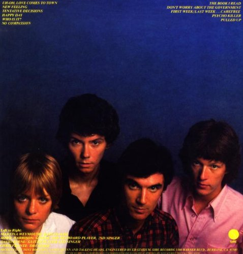 Talking Heads: 77 [180g Vinyl LP] by Rhino