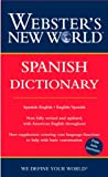 img - for Webster's New World Spanish Dictionary book / textbook / text book