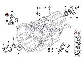 BMW Genuine Engine Block Crankshaft Sensor Bolt