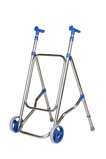 Amazon.com: Walker Forta Blue - Ruedas de dos colores ...