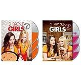 2 Broke Girls: Complete Seasons 1 & 2 DVD