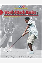Word-Attack Basics: Teacher's Presentation Book 1, Decoding A Paperback