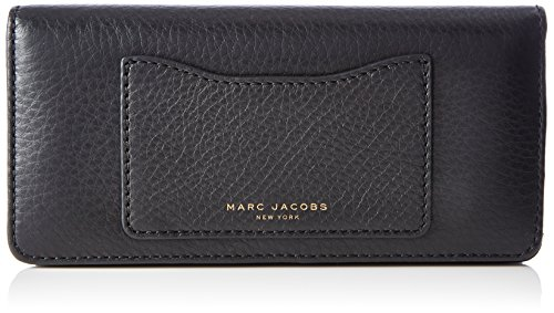Marc Jacobs Recruit Open Face Wallet, Black by Marc Jacobs