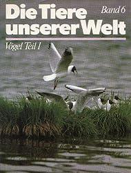 Die Tiere unserer Welt. Band 6. Vögel Teil 1 (Die Tiere unserer Welt)