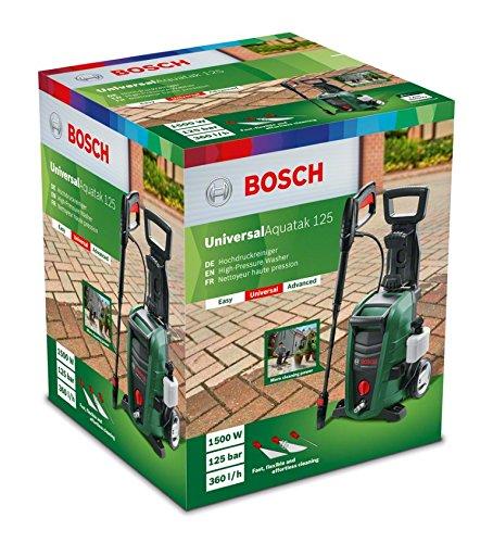 Bosch Hidrolimpiadora de Alta Presión UniversalAquatak 125 (1500 W, 125 Bares)