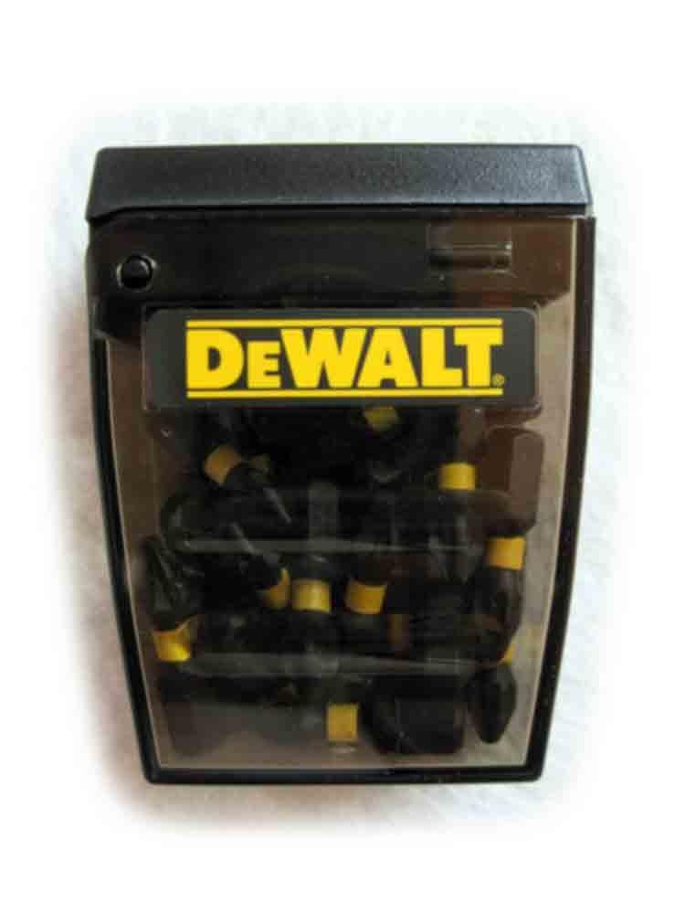 DeWalt DT70556T QZ-Jeu de 25 Embouts IMPACT TORSION 25 mm Pz2 DT70556T-QZ