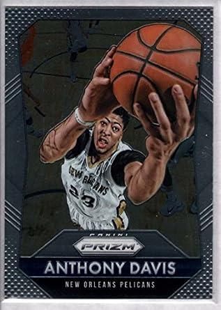 Amazon Com 2015 16 Panini Prizm Basketball 55 Anthony