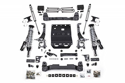 (BDS 820F 2016 Tacoma 6/4 Lift w/Fox Coilovers Suspension Kit )