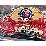 Zummo's Hot Boudin Sausage 12 Oz (4 Pack)