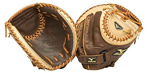 Mizuno Leather Catchers Glove - 8