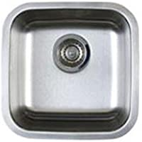 Blanco BL441026 BlancoStellar Bar Bowl Undermount Sink (Refinded Brushed)