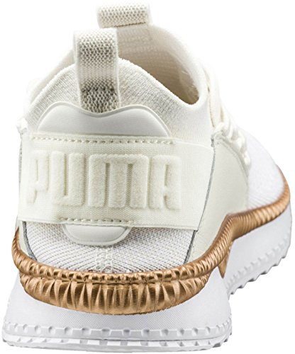 Puma Mujeres Tsugi Jun Sneaker Whisper Blanco-puma White-rose Gold