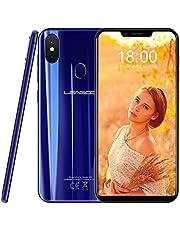 Smartphone ohne Vertrag Leagoo S9 Dual 4G Mobiltelefon Handy 5,85 Zoll FHD+ IPS Bildschirm Dual-Rückfahrkamera 4GB RAM+32GB ROM 128G Erweiterbar