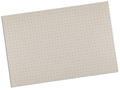 Rolyan Splinting Material Sheets, Polyform, White, 1/8
