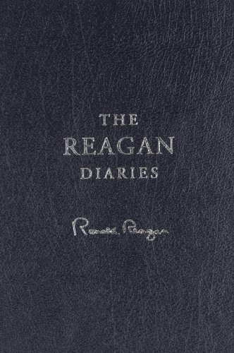 The Reagan Diaries by Douglas Brinkley