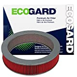 ECOGARD XA103 Premium Engine Air Filter Fits Isuzu Pickup / Nissan 720 / Chevrolet LUV / Isuzu Trooper / Chevrolet S10 / GMC S15 / Isuzu Amigo, I-Mark / Nissan 510 / Chevrolet Luv Pickup