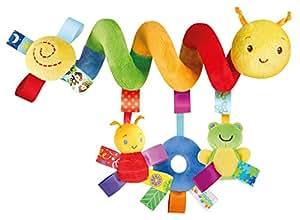 Taggies - Tag and Go - Bebe Cochecito espiral juguete