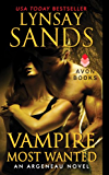 Vampire Most Wanted: An Argeneau Novel (Argeneau Vampire Book 20)