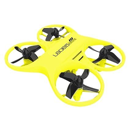 Mini dron de bolsillo con control remoto por infrarrojos 3D de ...