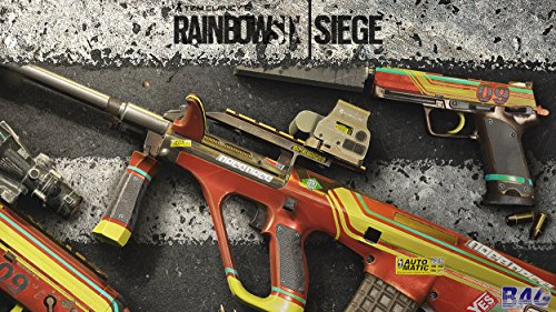 Tom Clancy's Rainbow Six Siege - Racer GSG 9 Pack [Online Game Code]