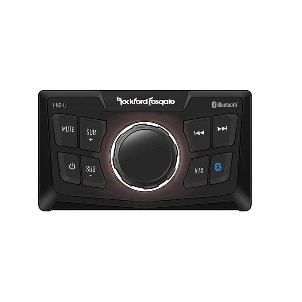 Rockford Fosgate PMX-0 Ultra Compact Digital Media Receiver