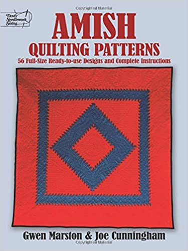 Amish Quilting Patterns 40 FullSize ReadytoUse Designs And Awesome Quilting Patterns