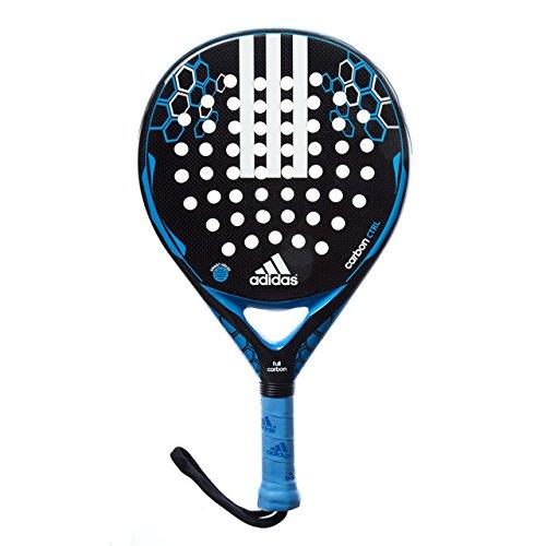 Adidas Carbon CTRL - Pala de pádel para hombre, color Azul, talla única: Amazon.es: Deportes y aire libre