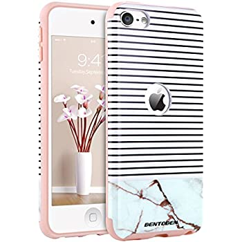 Amazon.com: ULAK iPod Touch 7 Case,iPod 6 Case, Clear Case ...