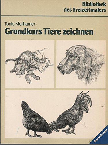 Price comparison product image Grundkurs Tiere zeichnen (1983 Edition)
