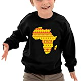 JasonMade Kids Tribal Pattern Fashion Crewneck Long Sleeve T-Shirt