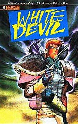 WHITE DEVIL (1990? ET) 1-6 (2.50 CVR) MANGA COMPLETE !