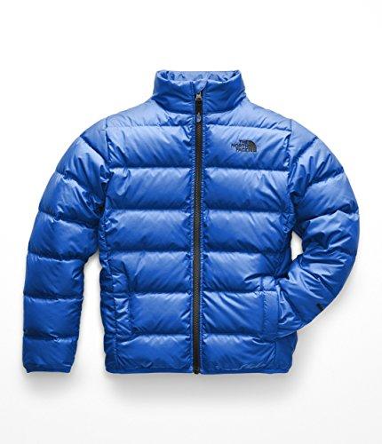 The North Face Kids Boy's Andes Jacket (Little Kids/Big Kids) Turkish Sea Medium