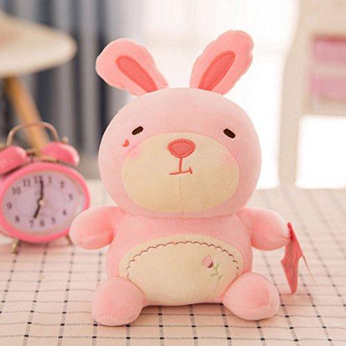 [YuanShiming Cartoon Stuffed Plush Dolls Baby Animal Toys (19cm, A)] (Marlon Brando Costumes)