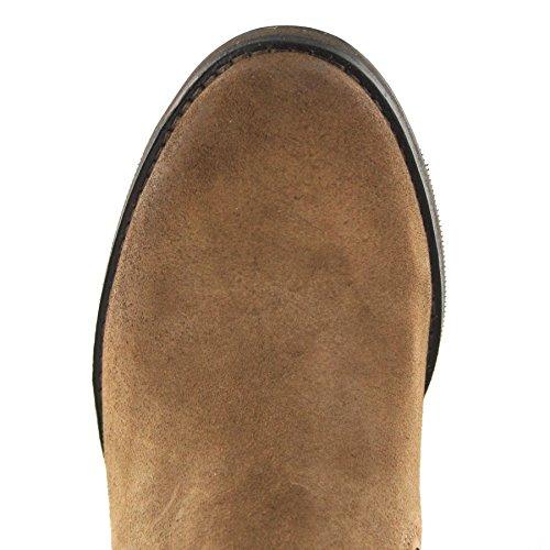 Footwear Levi´s Braun Damen Damenschuhe Stiefelette Medium Folsom Chelsea Brown Stiefelette drxg1qrS